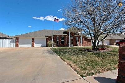 Clovis NM Single Family Home For Sale: $295,000