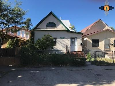 Las Vegas Single Family Home For Sale: 710 Lincoln St.