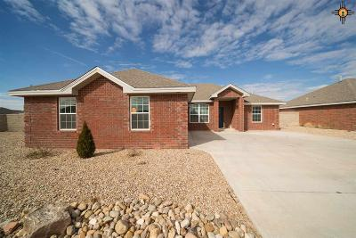 Portales Single Family Home For Sale: 2207 Boxwood