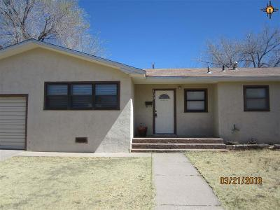 Portales Single Family Home For Sale: 109 New Mexico Dr.