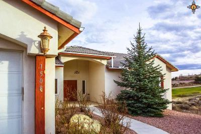 Gallup Single Family Home For Sale: 1508 Plateau