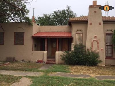 Clovis NM Single Family Home For Sale: $16,900