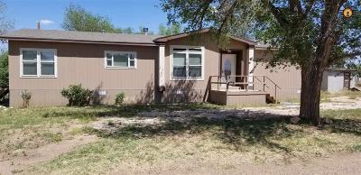 Portales Manufactured Home Under Contract-Don't Show: 1206 N Avenue N Place