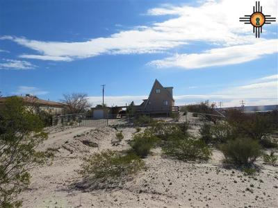 Sierra County Single Family Home Under Contract-Don't Show: 1107 Skyline Dr