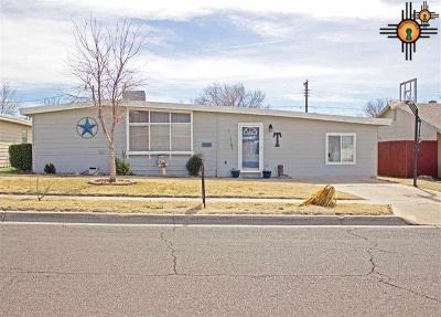 Hobbs NM Single Family Home For Sale: $122,000