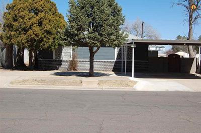 Hobbs Single Family Home For Sale: 512 E Corbett