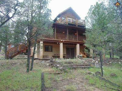 Catron County Single Family Home For Sale: 20 Elk View Circle