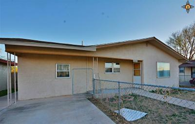 Roosevelt County Single Family Home For Sale: 912 E Elbe