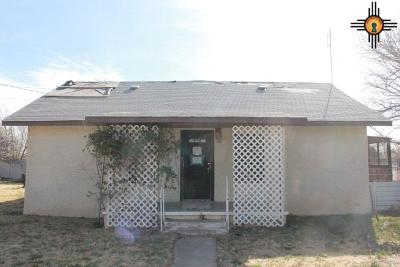 Portales Single Family Home For Sale: 2009 S Ave I