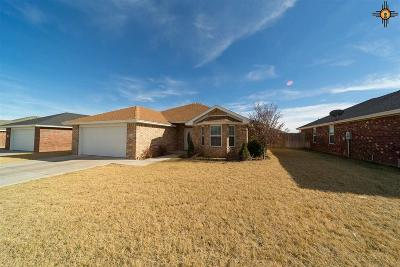 Single Family Home For Sale: 2209 Ralph Boone