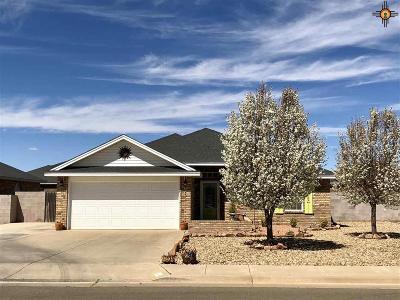 Clovis Single Family Home For Sale: 204 Carmel