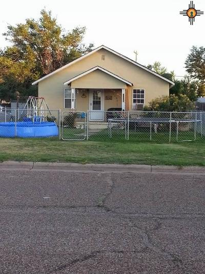 Portales Single Family Home For Sale: 1008 E 2nd St.