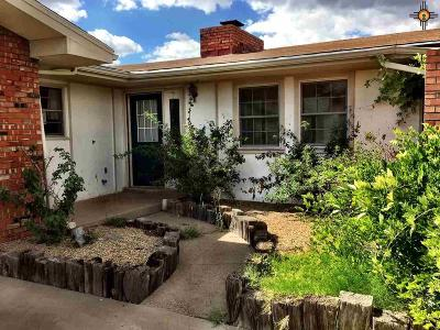 Tucumcari Single Family Home For Sale: 2711 Tiffany Rd