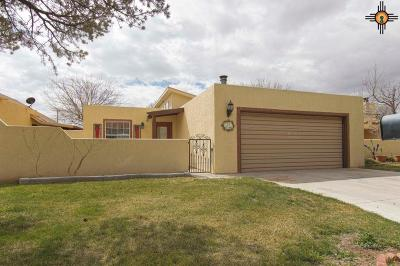 Curry County Single Family Home For Sale: 17 Paseo