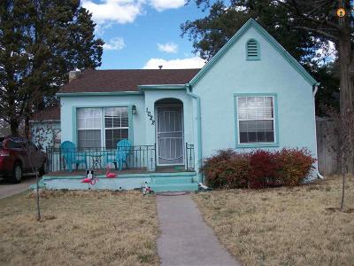 Portales Single Family Home For Sale: 1022 W University Dr.