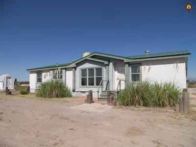 Deming Single Family Home For Sale: 5595 Dona Ana Rd SE