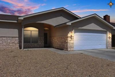Hobbs Single Family Home For Sale: 1410 W Calle Sur