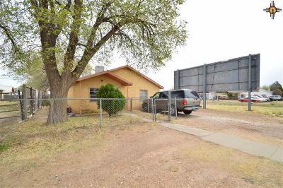 Clovis Single Family Home For Sale: 921 S Prince