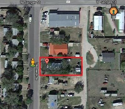 Hobbs Residential Lots & Land Under Contract-Don't Show: 1010 N Leech