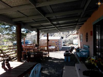 Sierra County Single Family Home For Sale: 180 Calle Del Norte