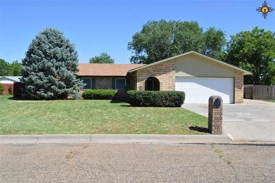 Clovis Single Family Home For Sale: 3704 Player Place