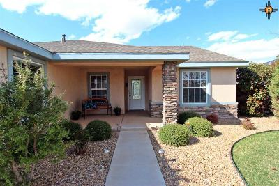 Clovis NM Single Family Home For Sale: $197,900