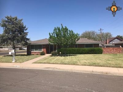 Hobbs NM Single Family Home For Sale: $234,500