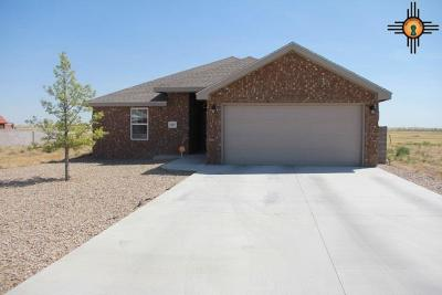 Portales Single Family Home For Sale: 1907 Dillon Wood