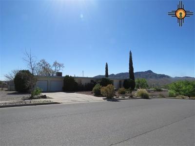 Sierra County Single Family Home For Sale: 909 Foch