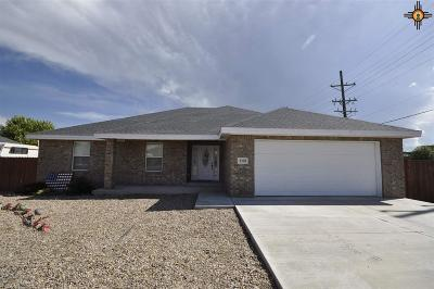 Clovis Single Family Home For Sale: 2101 Jadyn