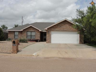 Portales Single Family Home For Sale: 2141 Hayes