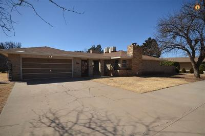 Curry County Single Family Home For Sale: 1513 Claremont Terrace
