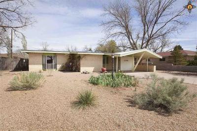 Portales Single Family Home For Sale: 2109 S Avenue H