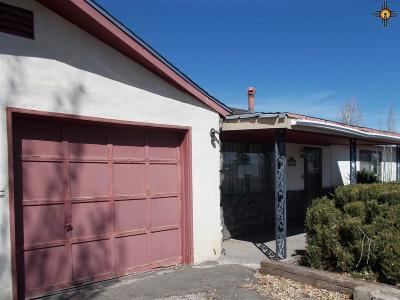 Gallup Single Family Home For Sale: 1714 Red Rock