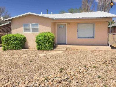 Portales Single Family Home For Sale: 710 W 17th Lane