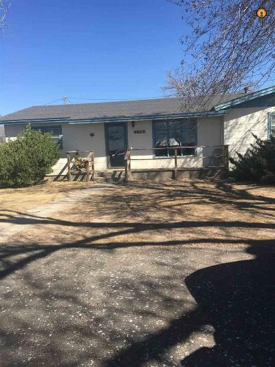 Hobbs Multi Family Home For Sale: 4608-4612 N Grimes