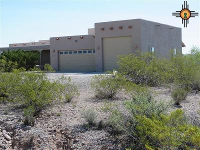 Sierra County Single Family Home For Sale: 20 Underwood Plc