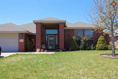 Clovis Single Family Home For Sale: 2708 Northglen