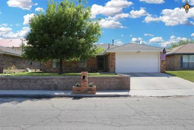 Hobbs Single Family Home For Sale: 3417 N Northwest