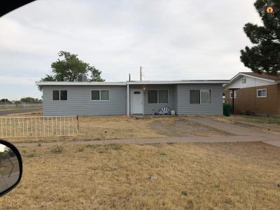 Lovington Single Family Home For Sale: 506 Ave Q