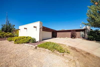 Gallup Single Family Home For Sale: 1505 Kit Carson