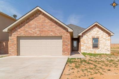 Curry County Single Family Home For Sale: 2404 Joe's Lane
