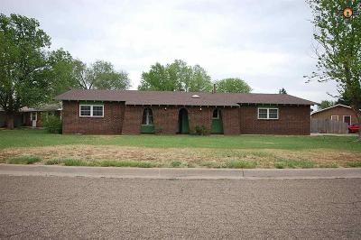 Clovis NM Single Family Home For Sale: $144,900