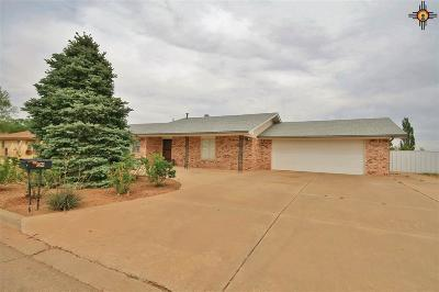 Clovis NM Single Family Home For Sale: $157,000