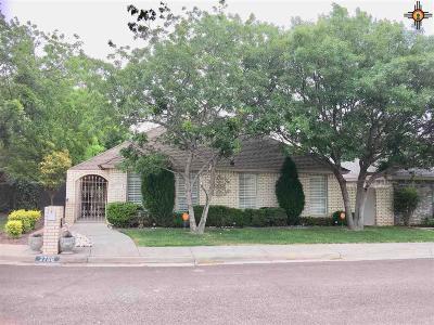 Hobbs Single Family Home For Sale: 2708 N Gold Crt