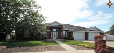 Clovis Single Family Home For Sale: 3808 Springwood