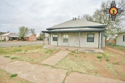 Clovis NM Single Family Home For Sale: $34,900