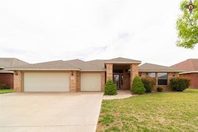 Clovis Single Family Home For Sale: 2712 Northglen