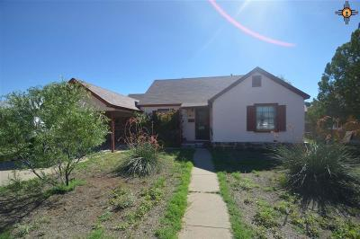 Portales NM Single Family Home For Sale: $83,900