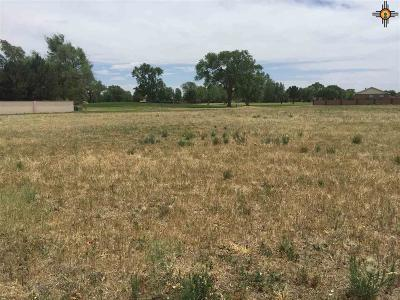 Clovis Residential Lots & Land For Sale: 3209 Lew Wallace